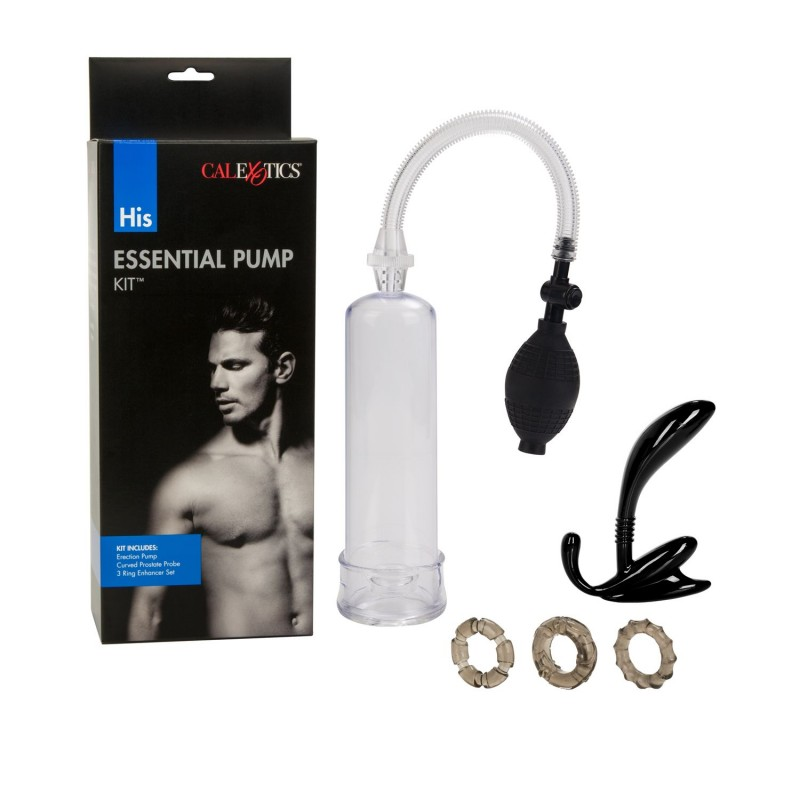 Calexotics His Essential Pump Kit