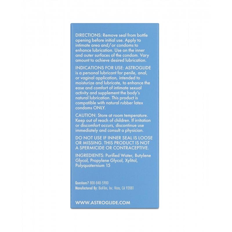 Astroglide Glycerin & Paraben Free Lubricant 74ml