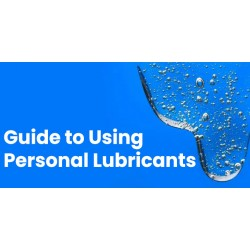 Your Guide to Using Personal Lubricants