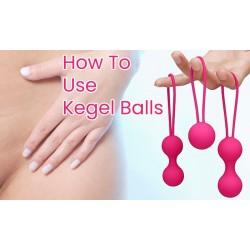 Kegel Exercises | How To Use Kegel Balls