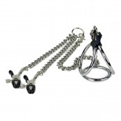 Nipple Clamps - Bondage Clamps