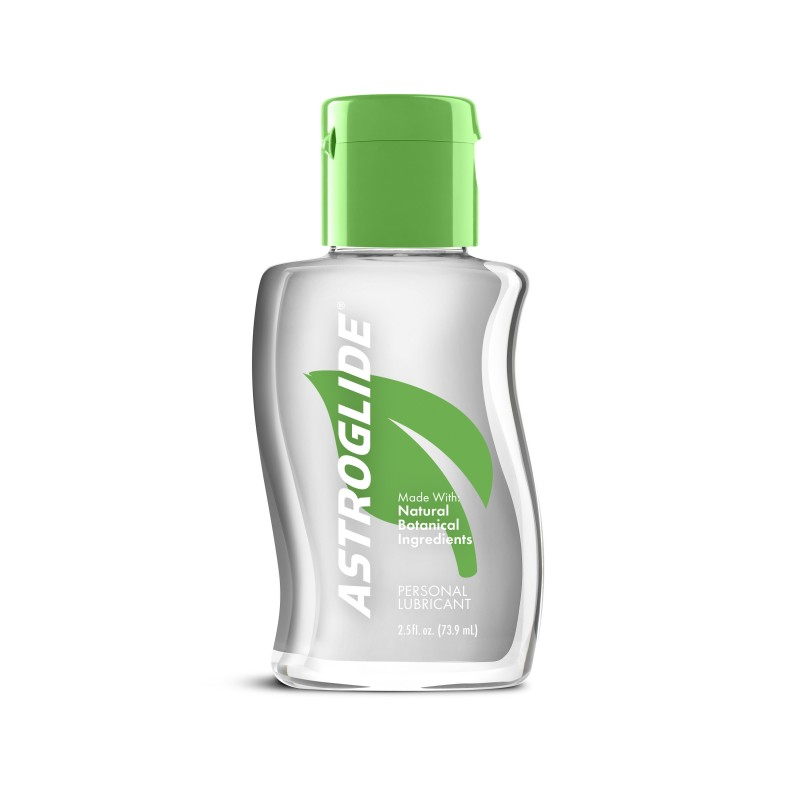 Astroglide Natural Personal Lubricant - 73.9ml Bottle
