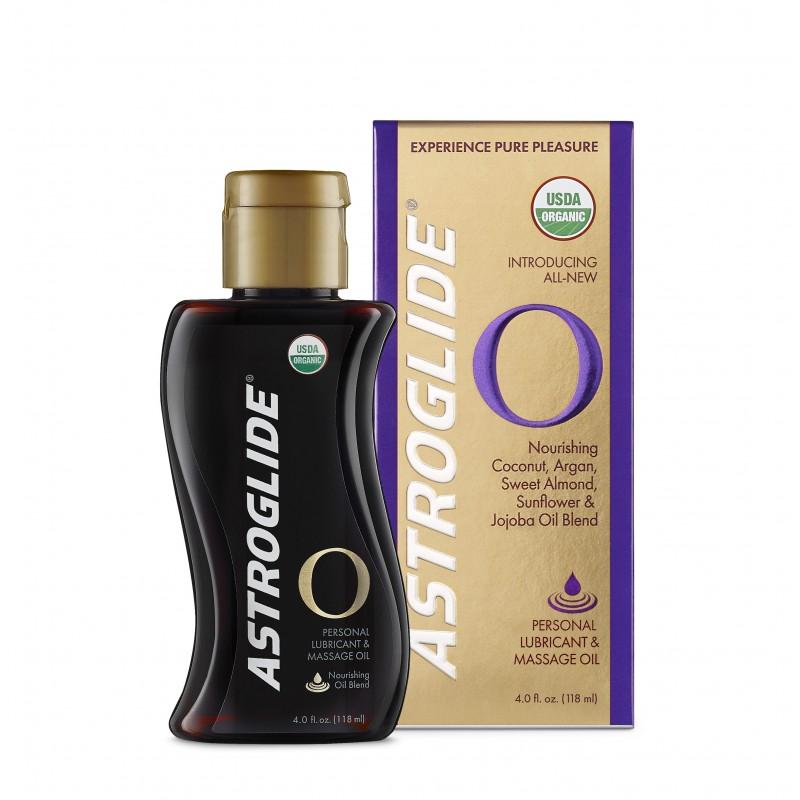 Astroglide O Certified Organic Personal Lubricant - 118ml