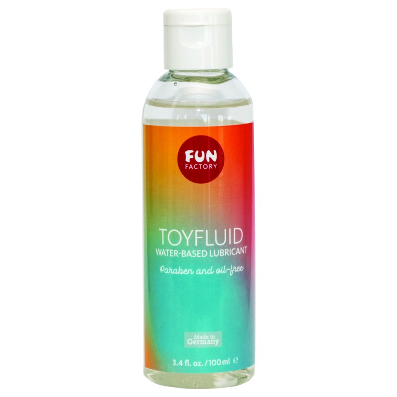 Fun Factory Toy Fluid Water-Based Lube 100ml