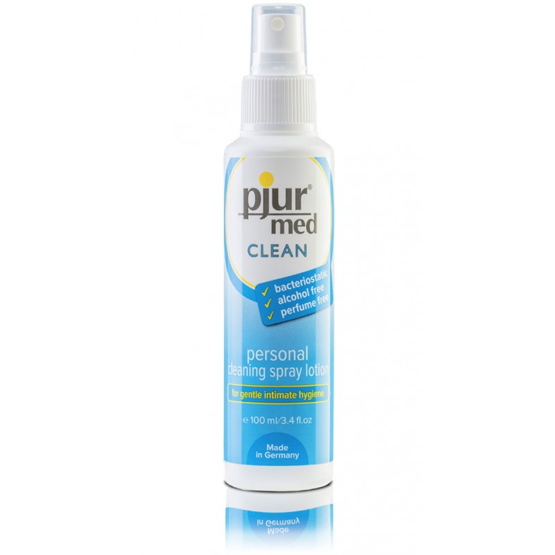 Pjur Med Personal Hygiene Cleaning Spray - 100ml