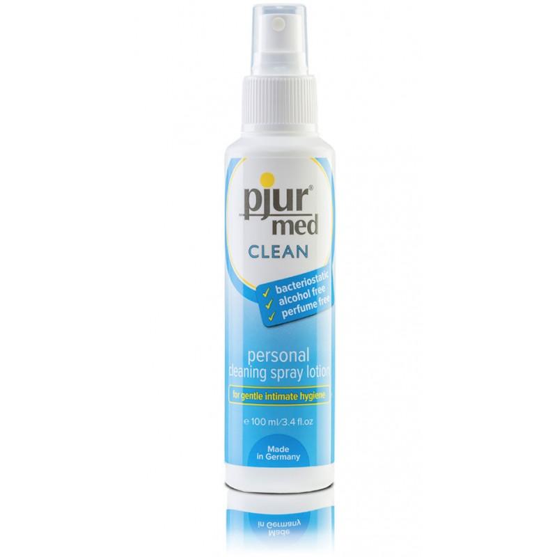 Pjur Med Personal Hygiene Cleaning Spray - 100ml