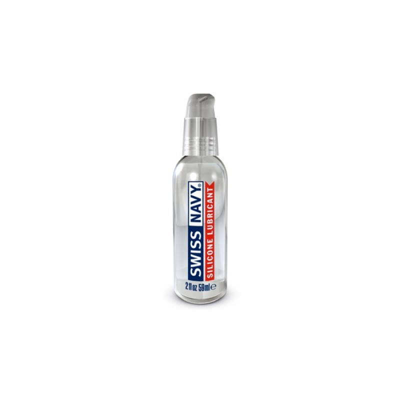 Swiss Navy Silicone Lubricant 59ml