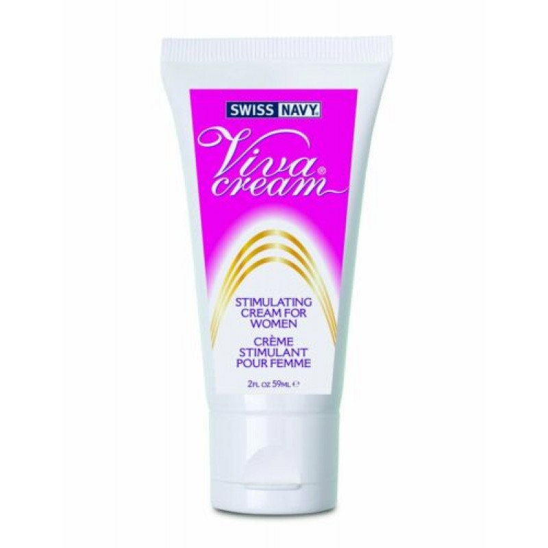 Swiss Navy Viva Cream for Women 59ml