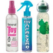 Toy Cleaning & Care