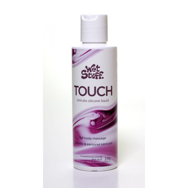 Wet Stuff Touch Massage and Lubricant - 125g Bottle