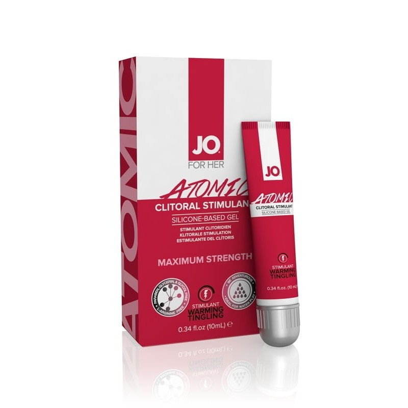 JO Clitoral Gel - Atomic