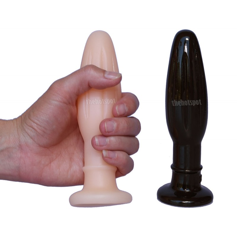 "FAAK 5"" Long Butt Plug 