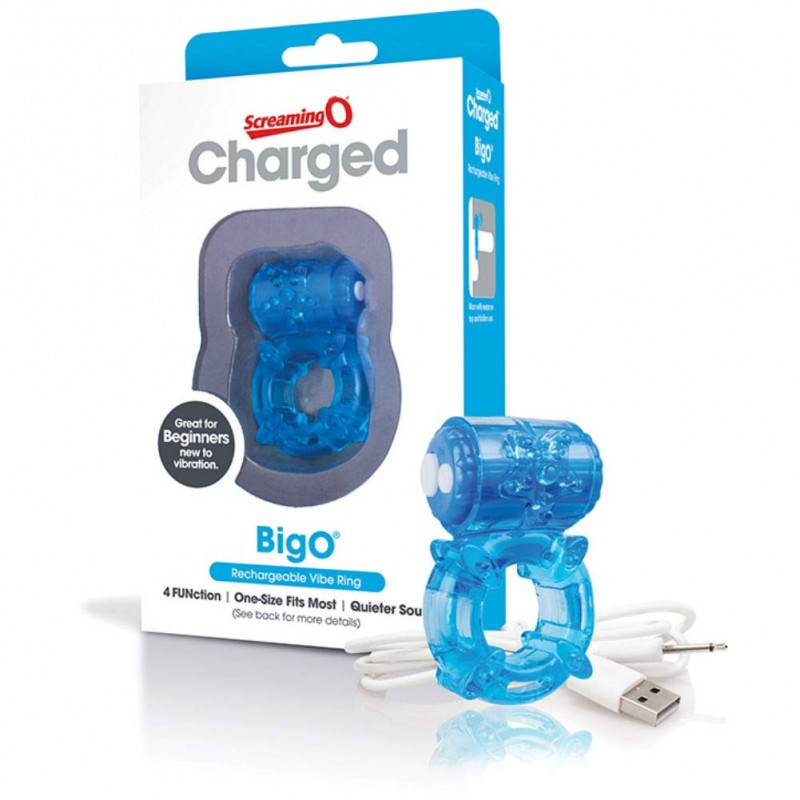 Charged Big O by The Screaming O - USB