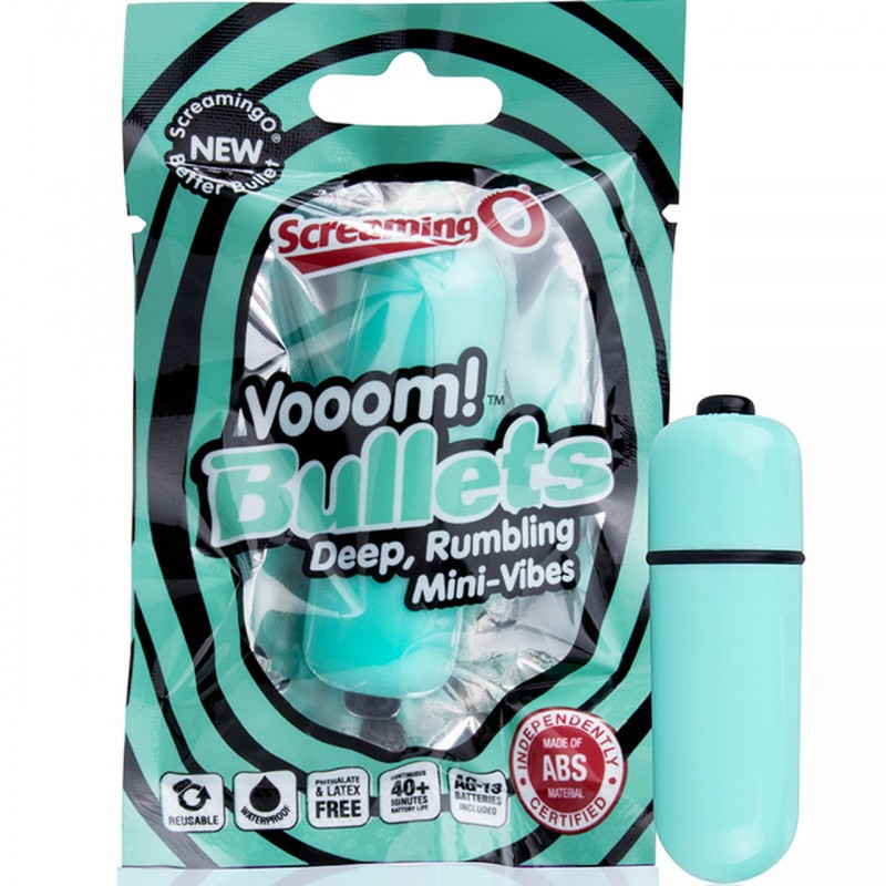 Vooom Bullet by Screaming O - Kiwi Mint