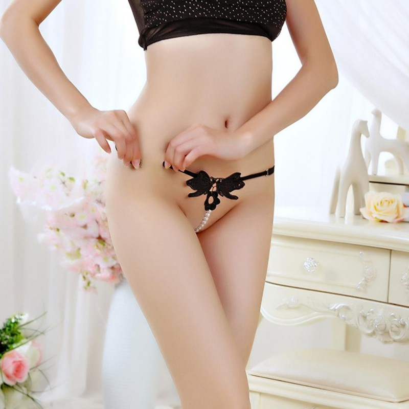 Butterfly Pearl G-String Panty X-UN-PGS