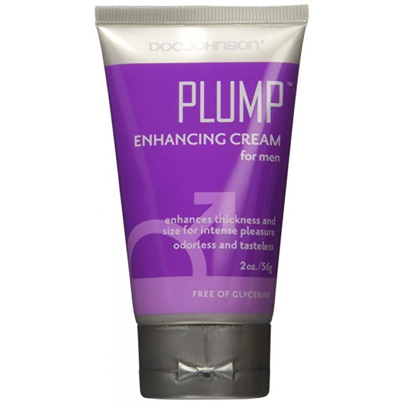 Doc Johnson Plump Enhancing Enlargement Cream 56g