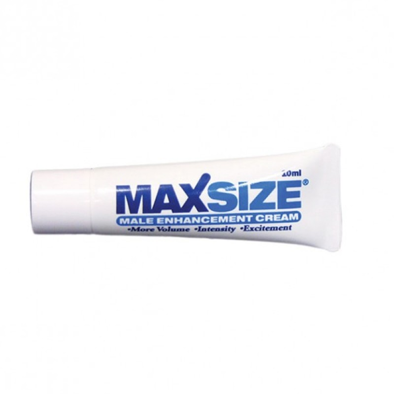 Swiss Navy Max Size Male Enhancement Cream - 10ml