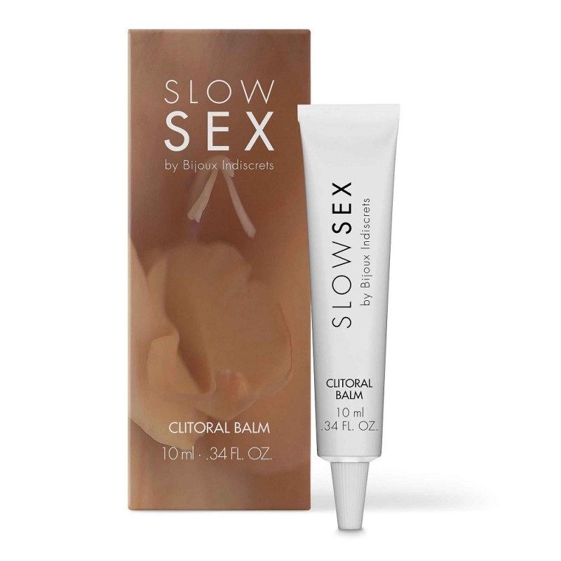 Slow Sex Clitoral Balm 10 ml