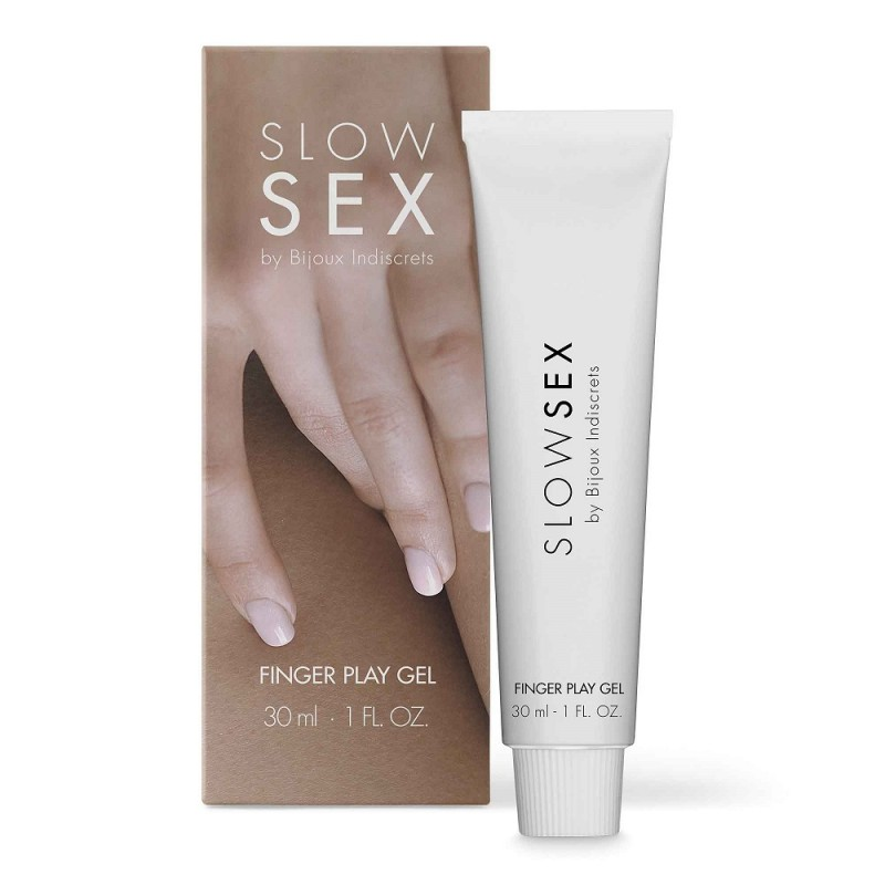 Slow Sex Finger Play Gel 30 ml