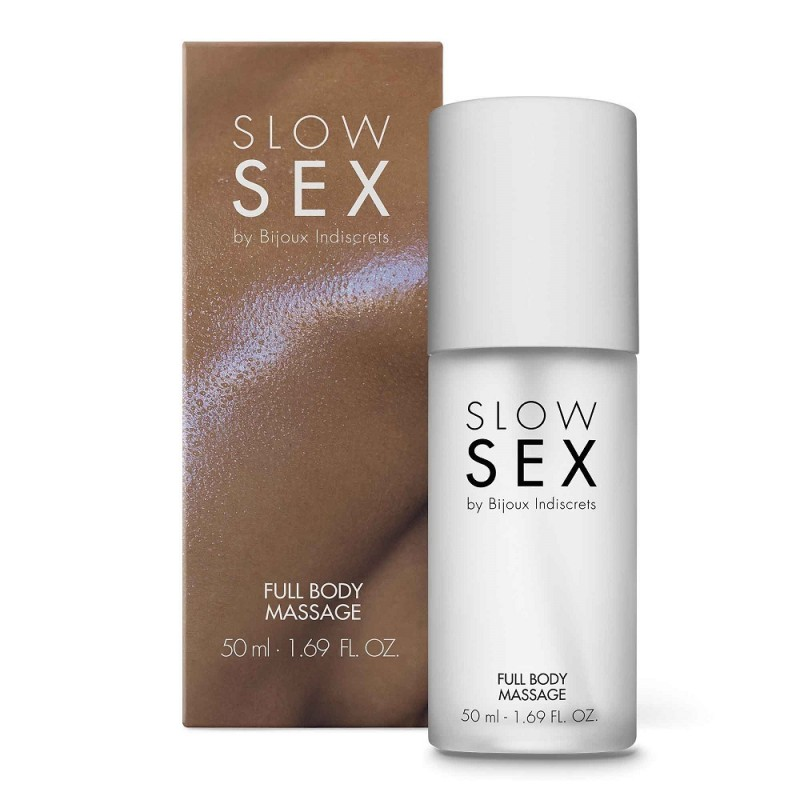 Bijoux Indiscrets Full Body Massage 50 ml