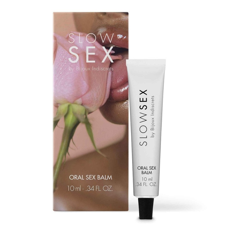 Slow Sex Oral Sex Balm 10 ml