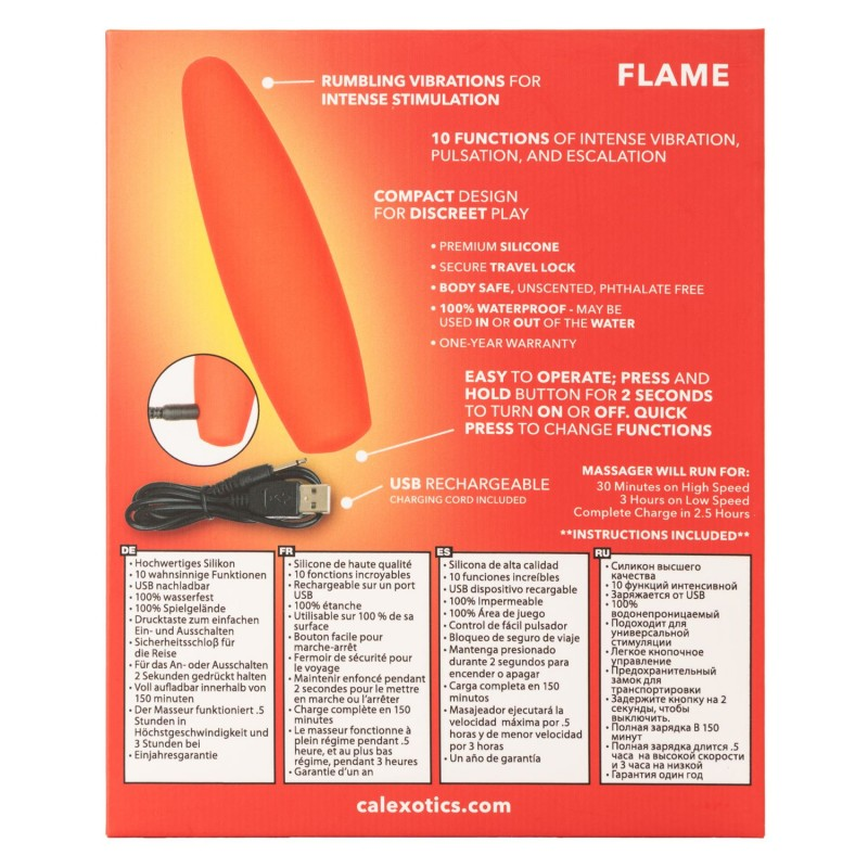 Red Hot Flame