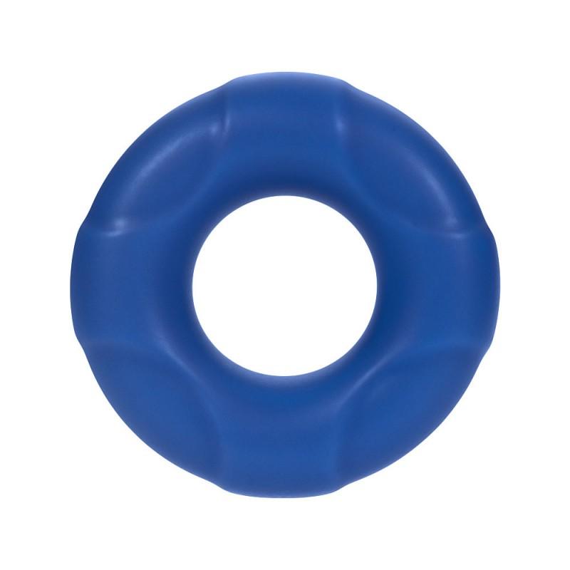 F-33: 25mm 100% Liquid Silicone C-Ring Blue - Medium