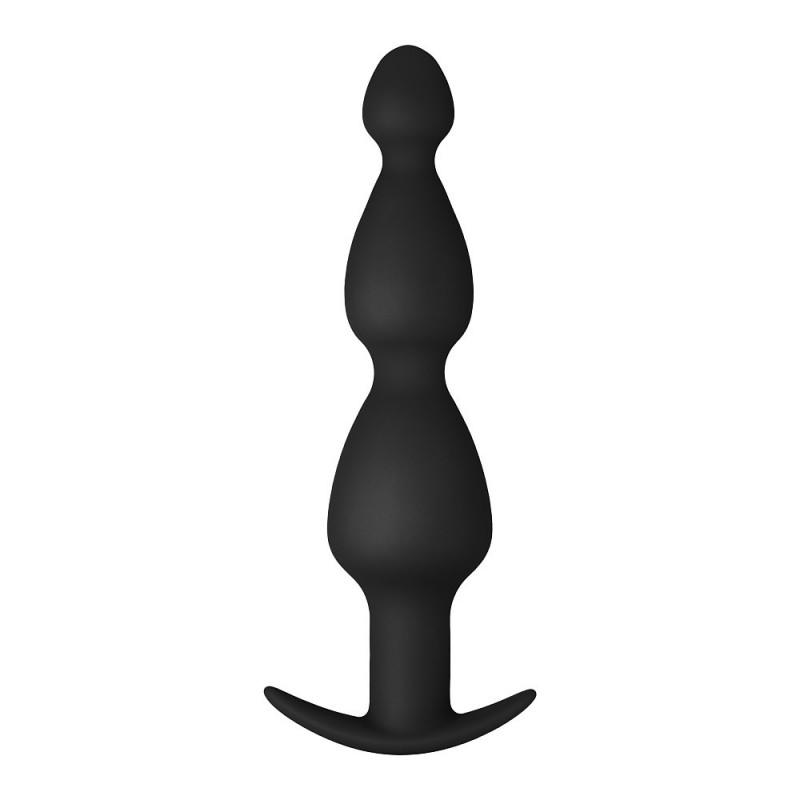 F-52: Cone Beads - Black