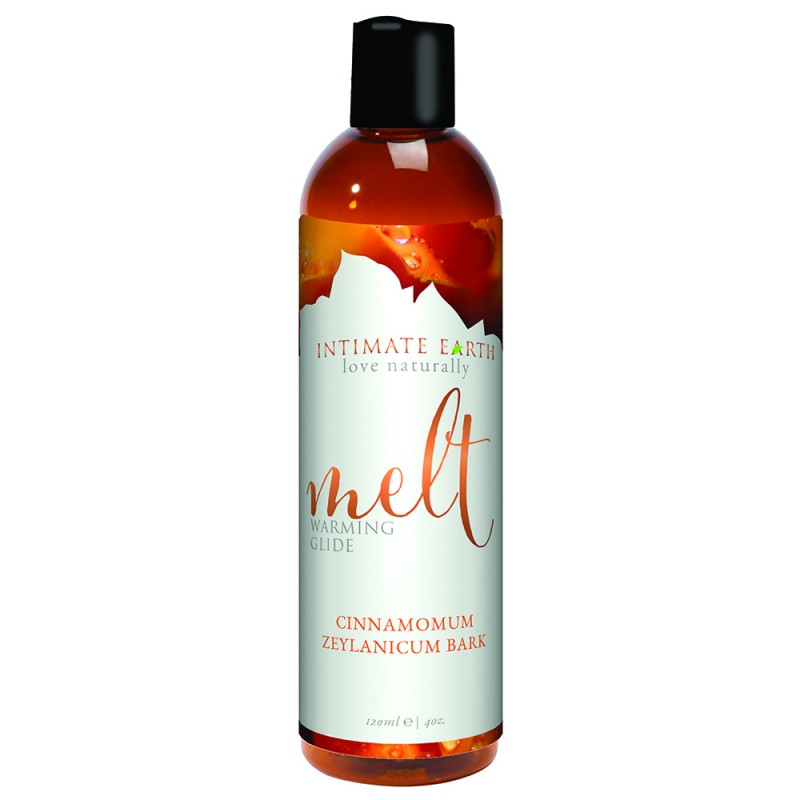 Intimate Earth Melt Warming Glide Lubricant 120ml