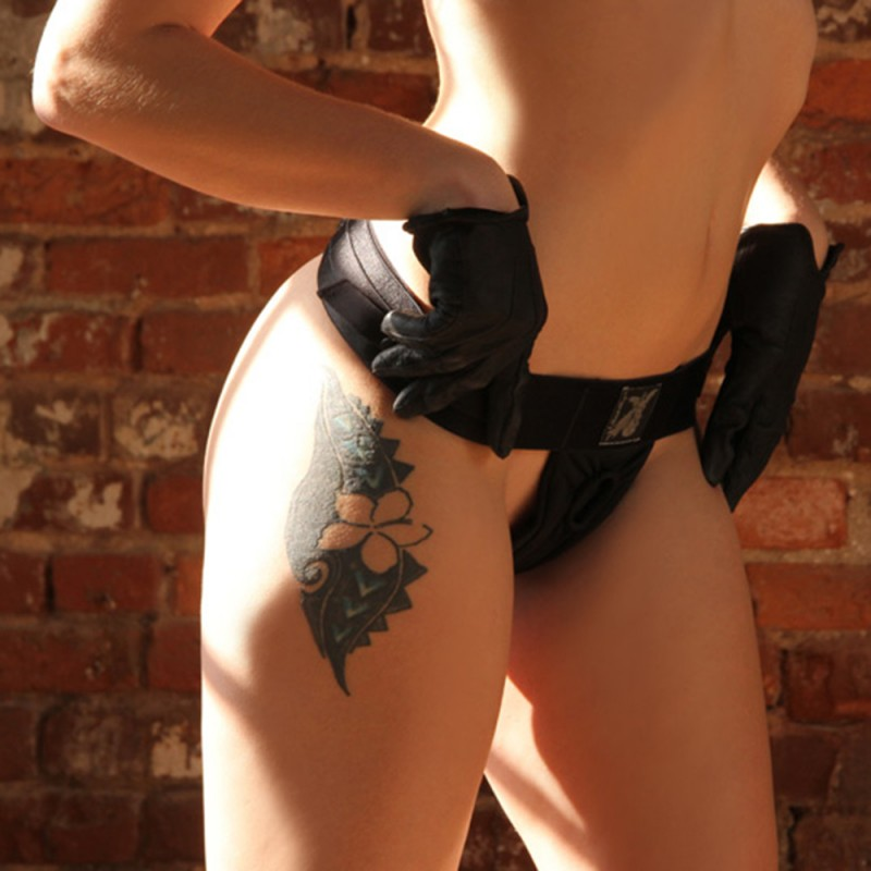 Liberator Valkyrie Thong Strap On Harness