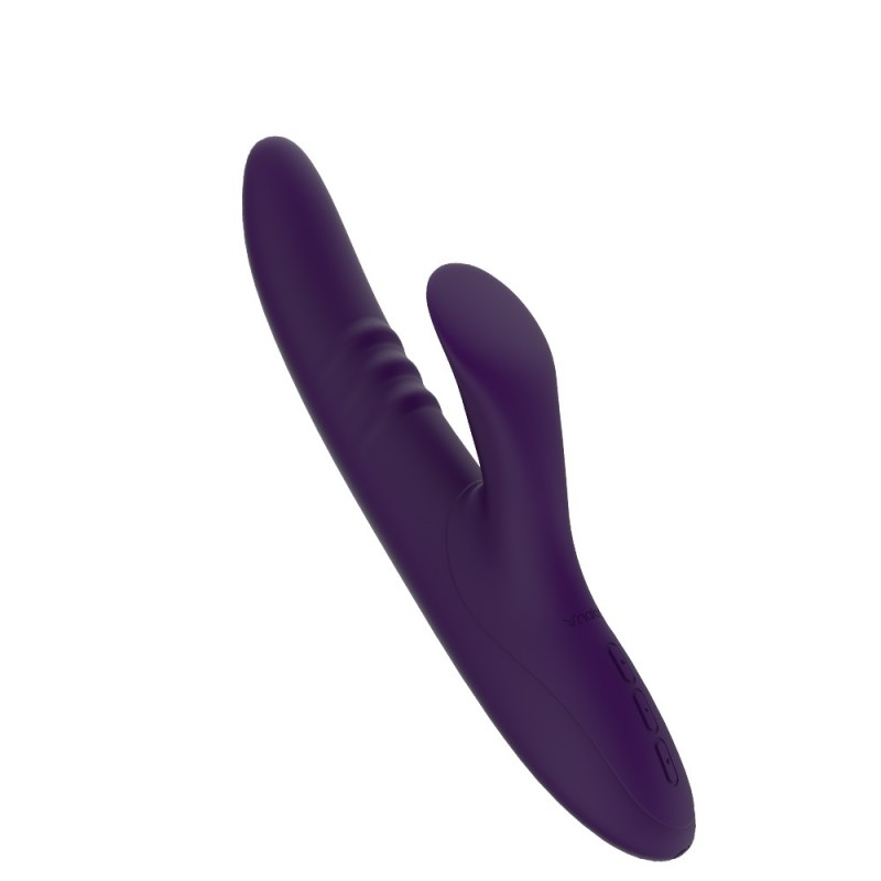 Peri Rabbit Vibrator - Purple