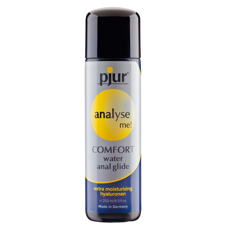 Pjur Analyse Me! Comfort Glide Water-Based Lubricant 250ml Bottle