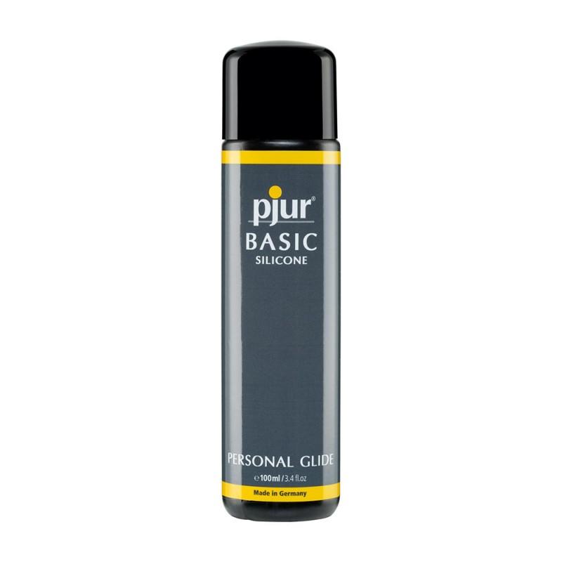 Pjur Basic Personal Glide Premium Silicone-Based Lubricant 100ml