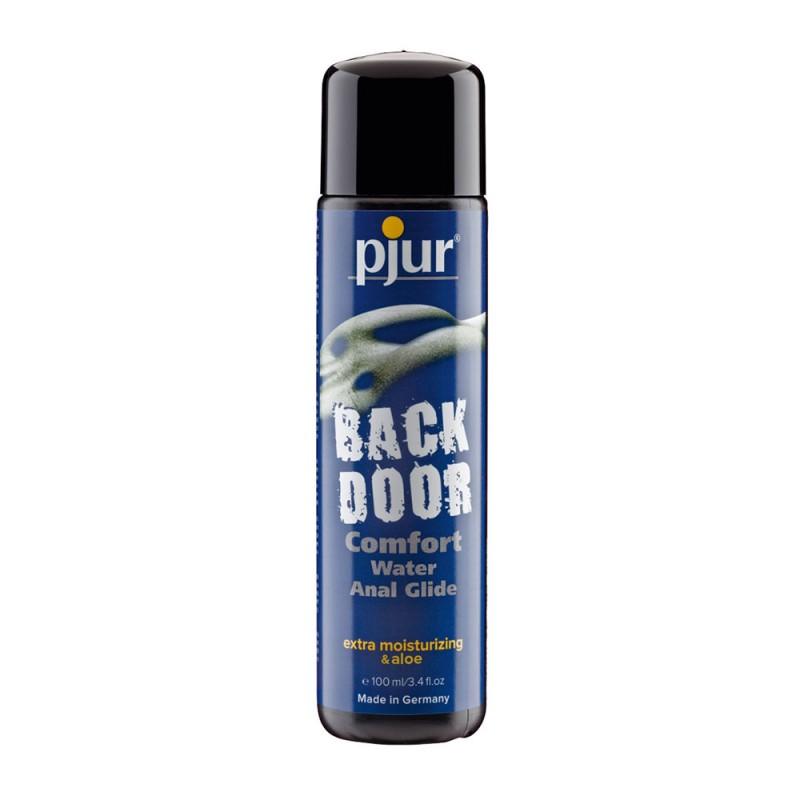 Pjur Back Door Comfort Glide Water-Based Anal Lubricant 100ml Bottle