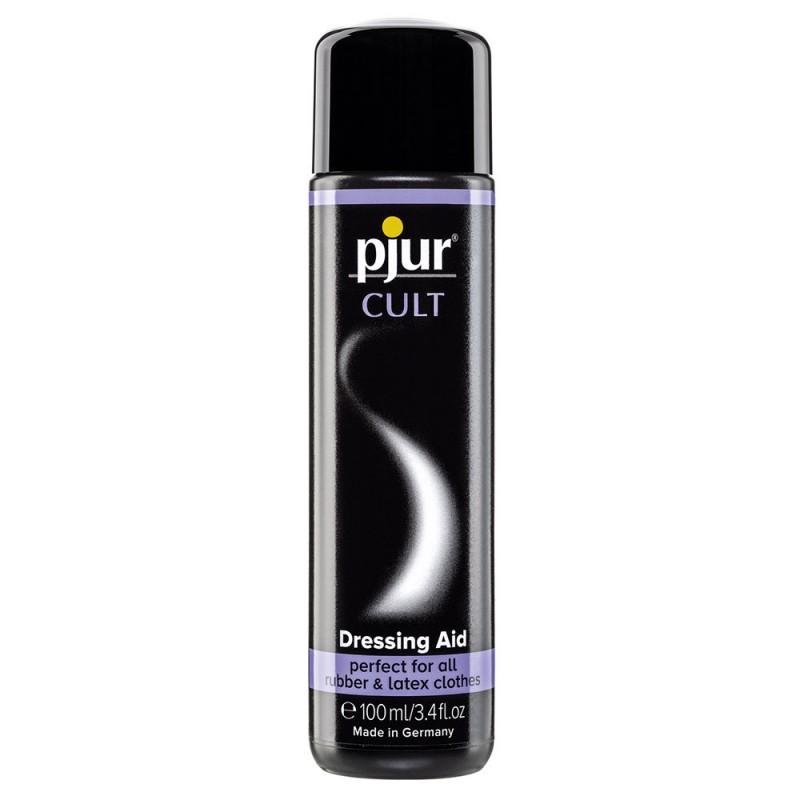 Pjur Cult Latex Dressing Aid Care and Conditioner 100ml