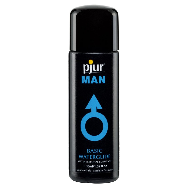 Pjur Man Basic Water Glide Lubricant 30ml
