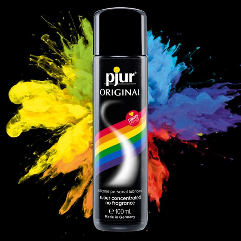 Pjur Original Rainbow Edition - 100ml