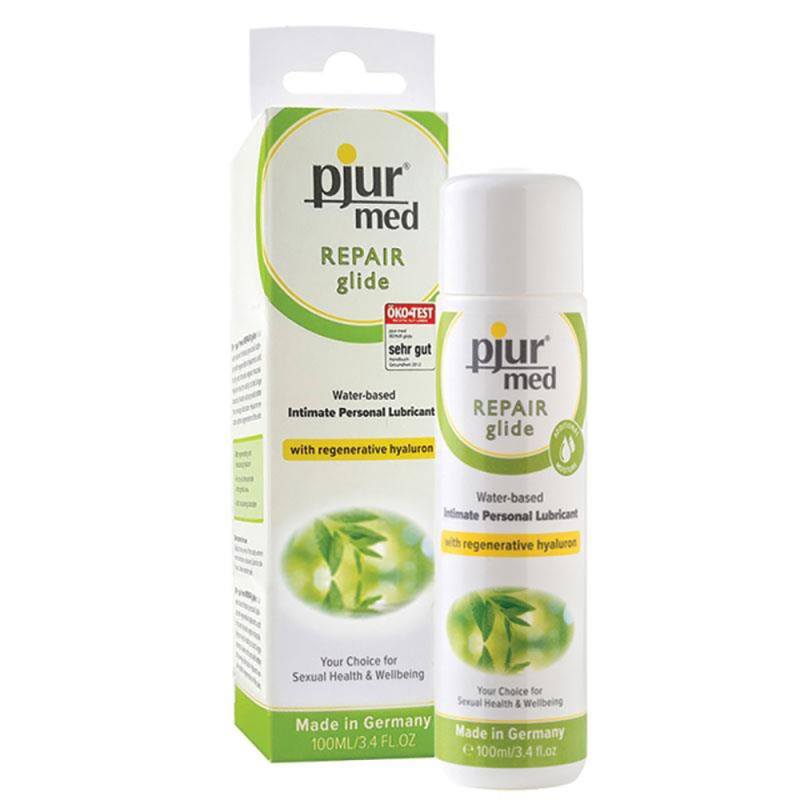 Pjur Med Repair Glide Water Based Intimate Personal Lubricant 100ml