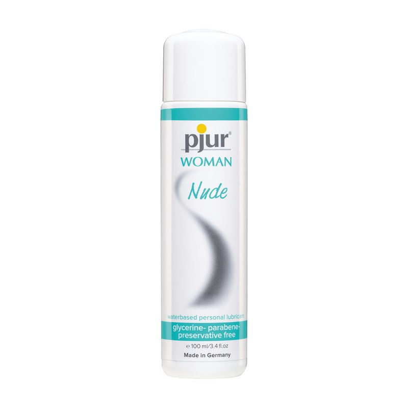 Pjur Woman Nude Waterbased Personal Lubricant 100ml
