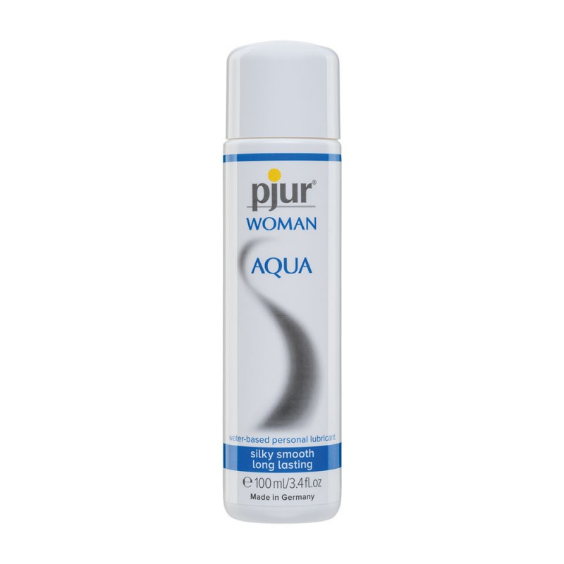 Pjur Woman Aqua Water Based Personal Lubricant 100ml