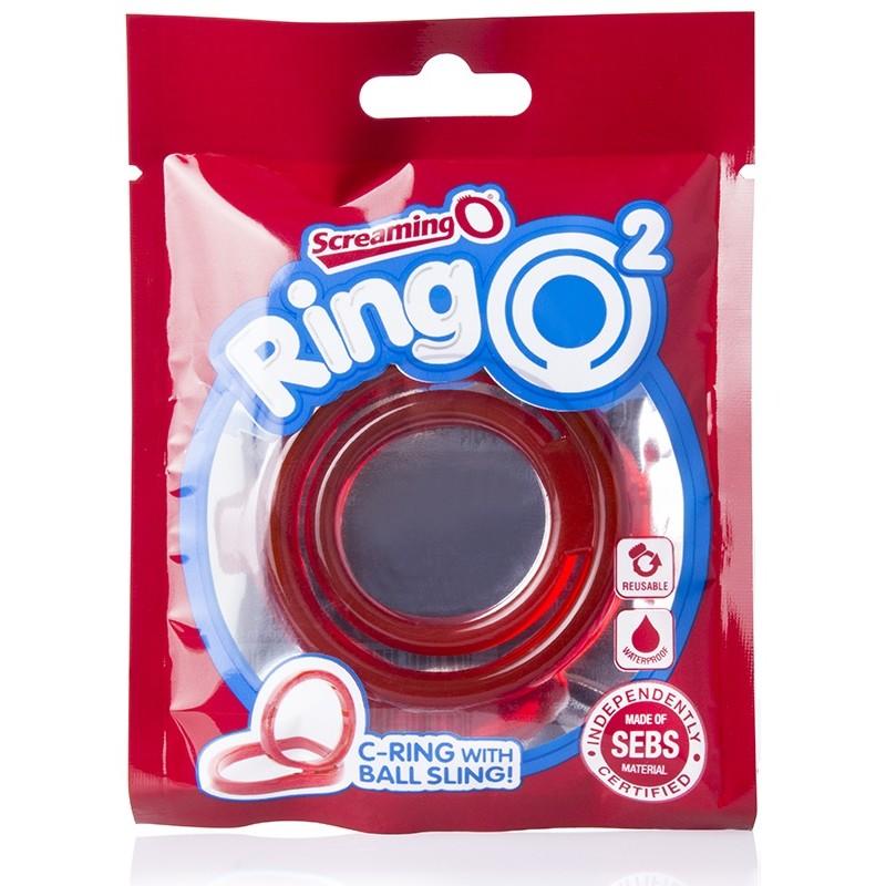 Screaming O RingO 2 - Red