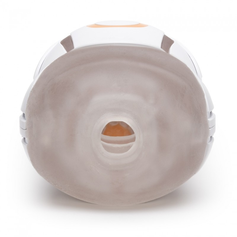 Tenga Flip Orb Male Masturbator - Orange Crash