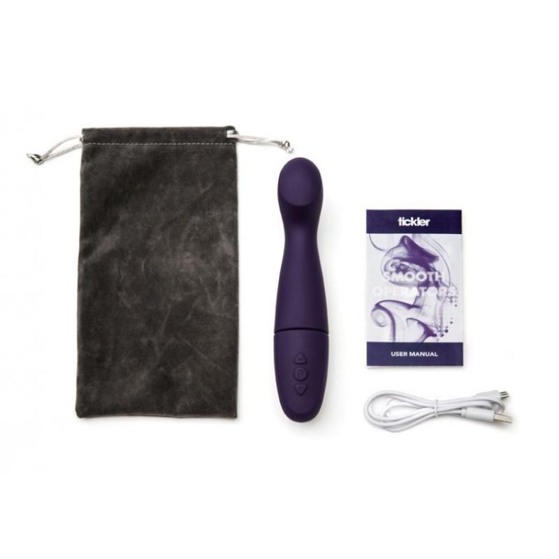 Tickler Choosy G-spot Flexible Vibrator