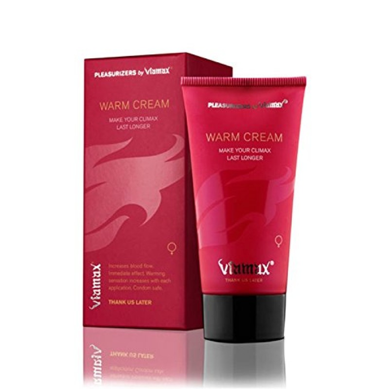 Viamax Warm Cream 50 ml