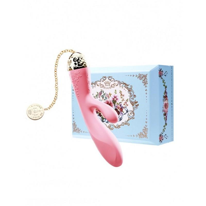 Rosalie Rabbit Vibrator - Rouge Pink