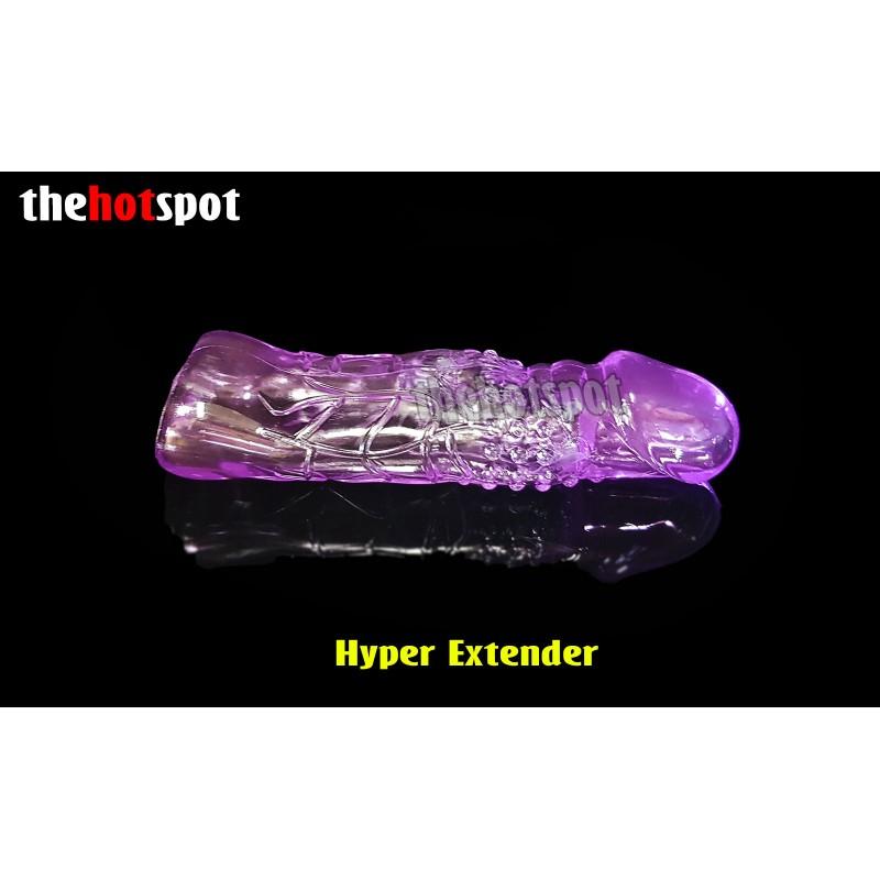 Hyper Extender Penis Sleeve