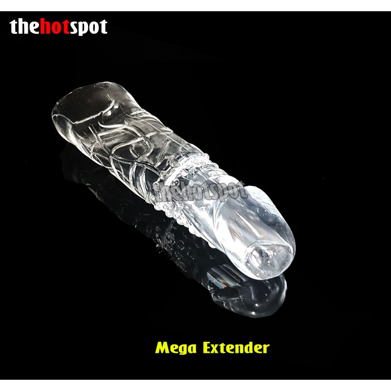 Mega Extender Penis Sleeve