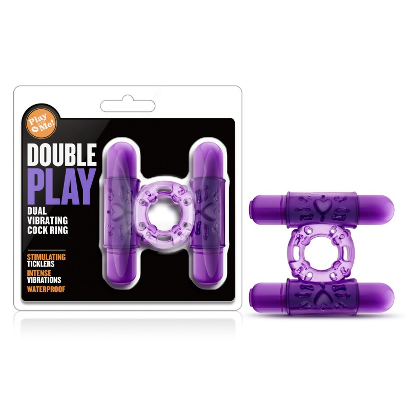 Play With Me Double Play - Purple