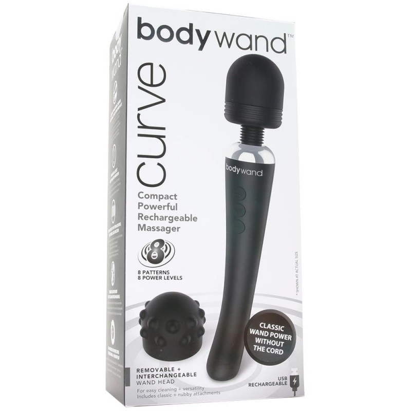 Bodywand Curve  - Black