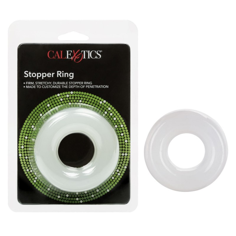 Stopper Ring - Clear
